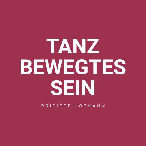 Tanz-bewegtes-sein - Brigitte Hofmann - Logo